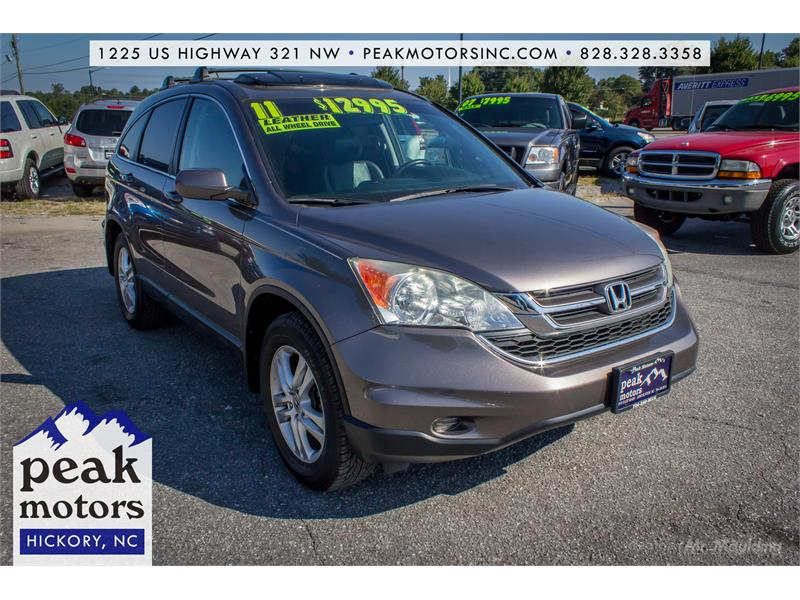 2011 Honda CR-V EX-L for sale!