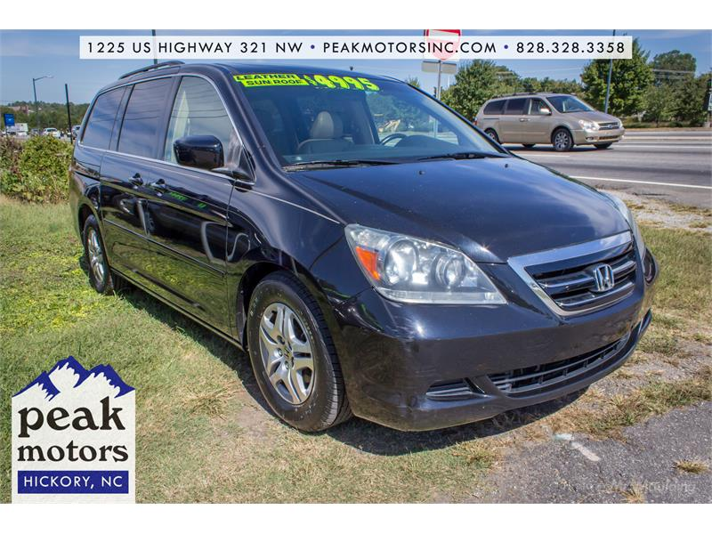2006 Honda Odyssey EX-L for sale!