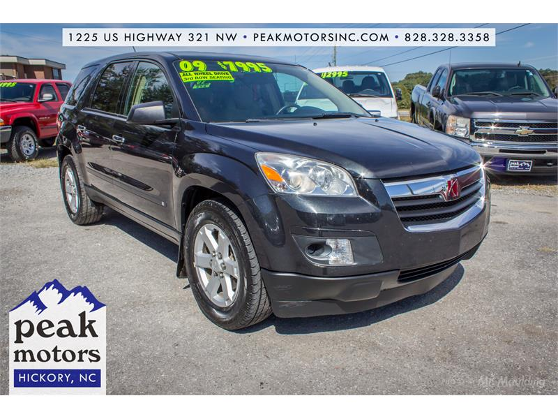 2009 Saturn Outlook XE AWD Hickory NC