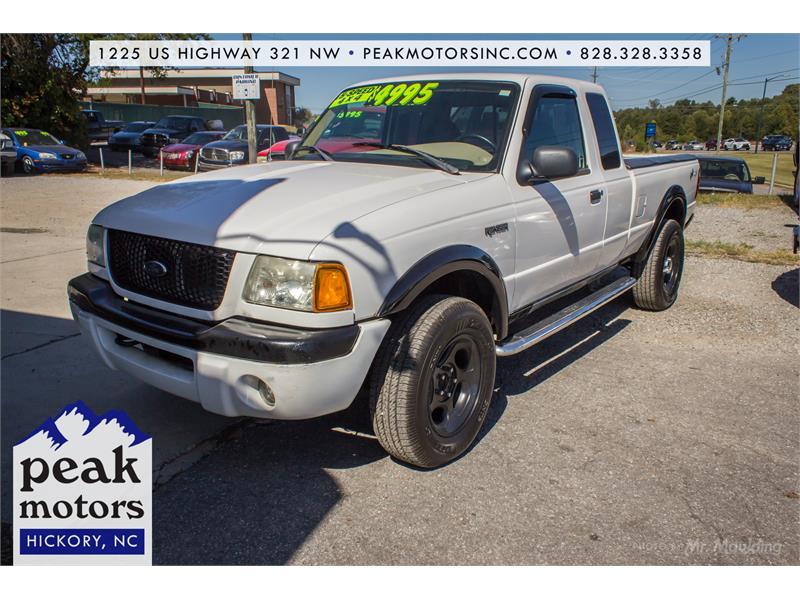2003 Ford Ranger XLT for sale!