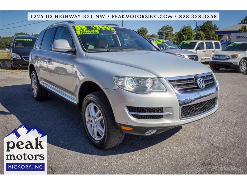2008 Volkswagen Touareg 2 V6 for sale!