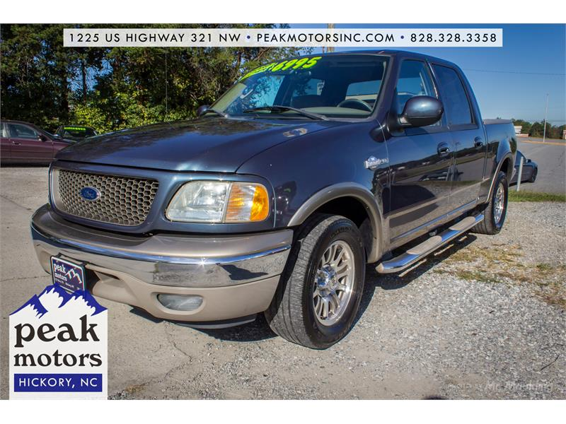 2003 Ford F-150 King Ranch Hickory NC