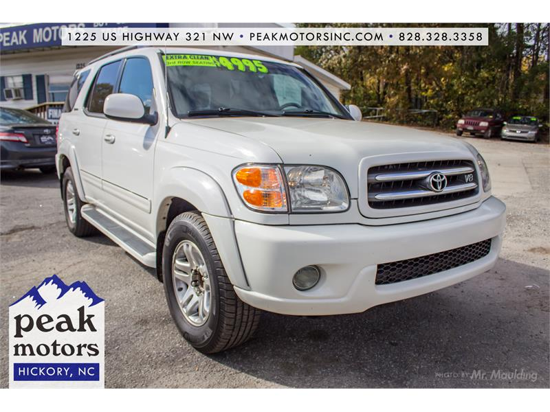 2004 Toyota Sequoia Limited for sale!
