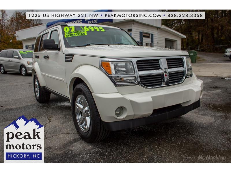 2007 Dodge Nitro SLT for sale!