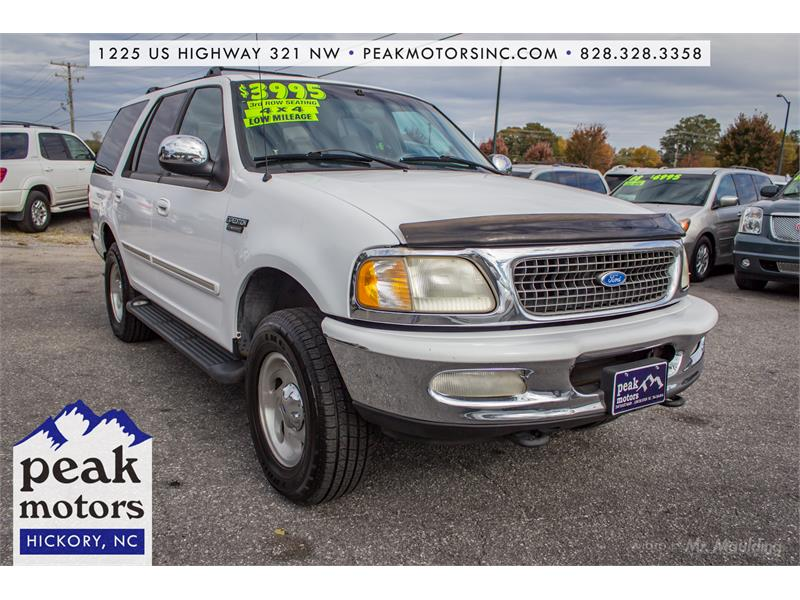 1997 Ford Expedition XLT for sale!