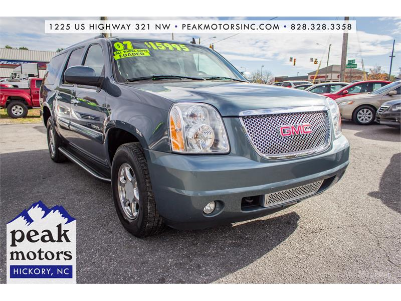 2007 GMC Yukon Denali XL for sale!