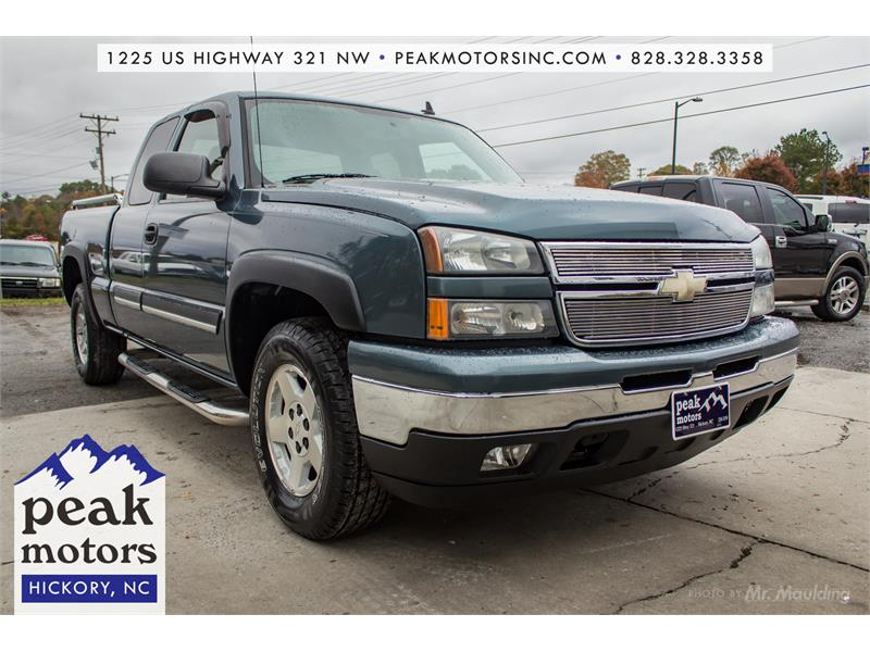 2006 Chevrolet Silverado K1500 Z71 for sale!