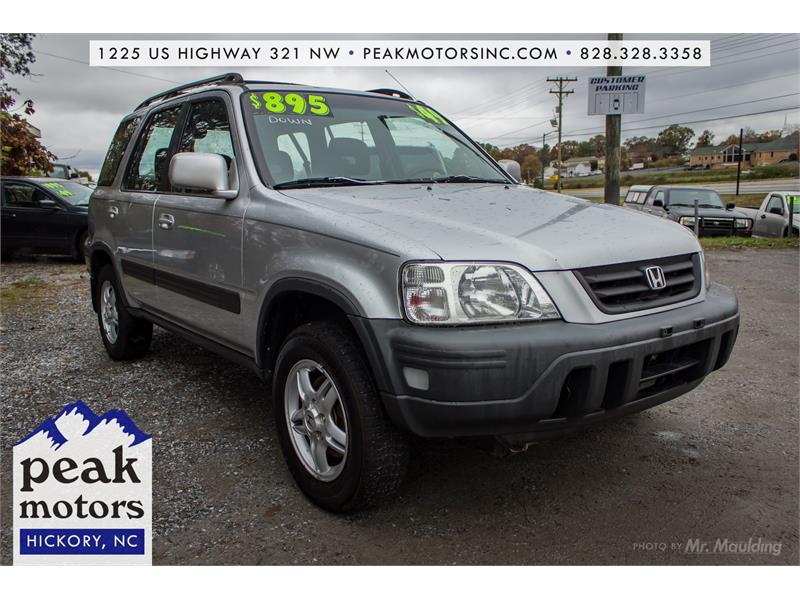 1999 Honda CR-V EX 4WD for sale!
