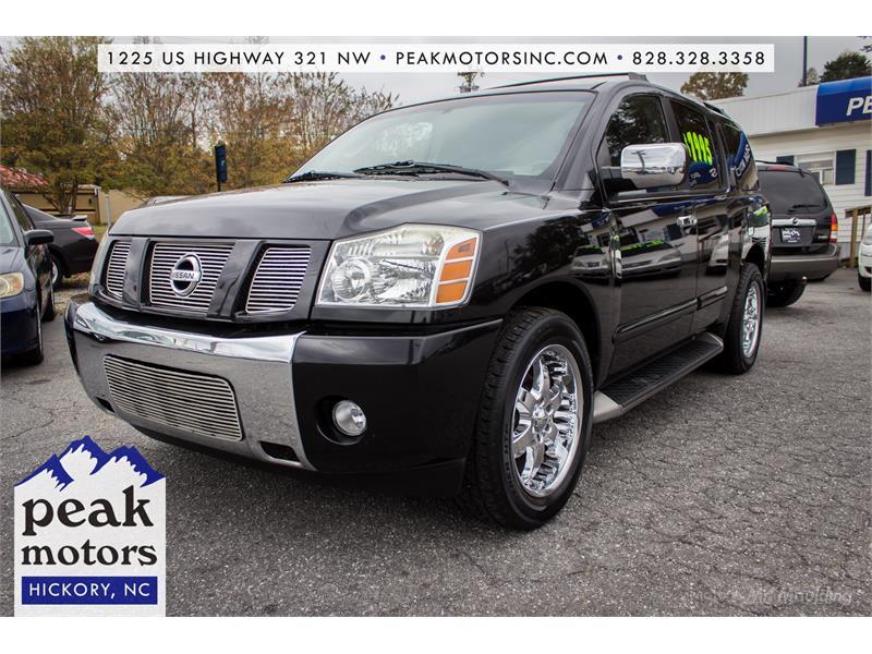 2004 Nissan Armada SE Hickory NC