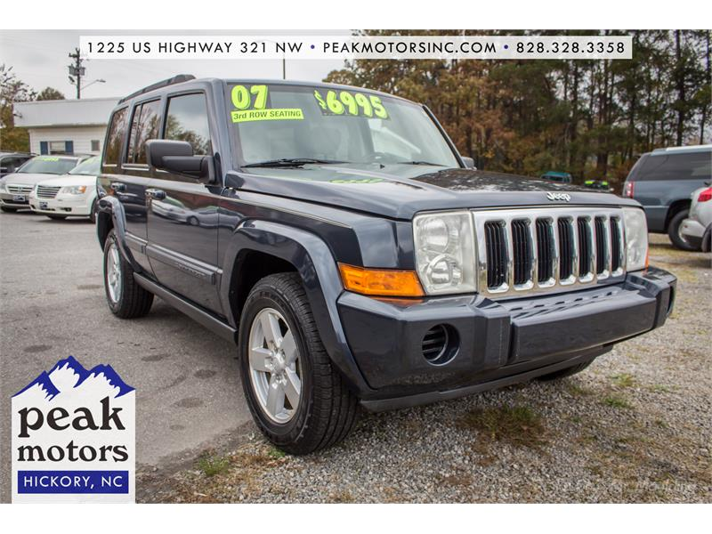 2007 Jeep Commander Sport Hickory NC