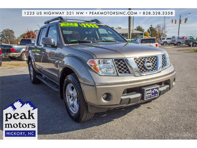 2005 Nissan Frontier LE Hickory NC