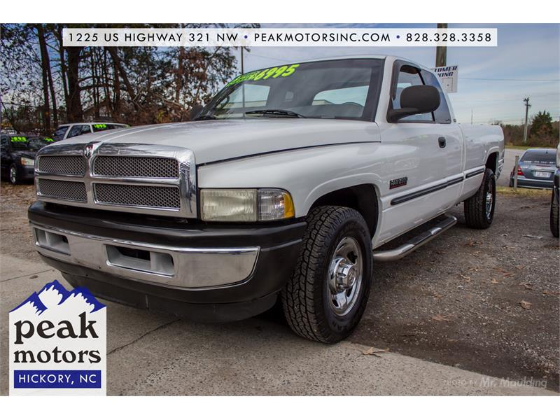 1999 Dodge Ram 2500 Quad for sale!