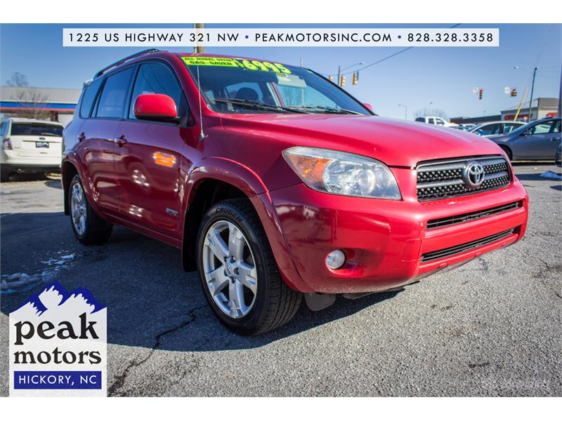 2006 Toyota RAV4 Sport for sale!