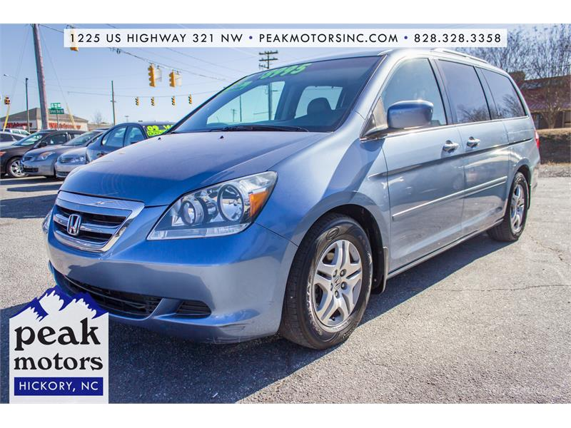 2007 Honda Odyssey EX-L for sale!