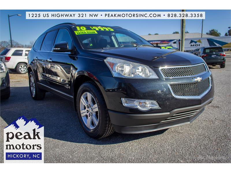 2010 Chevrolet Traverse 2LT for sale!