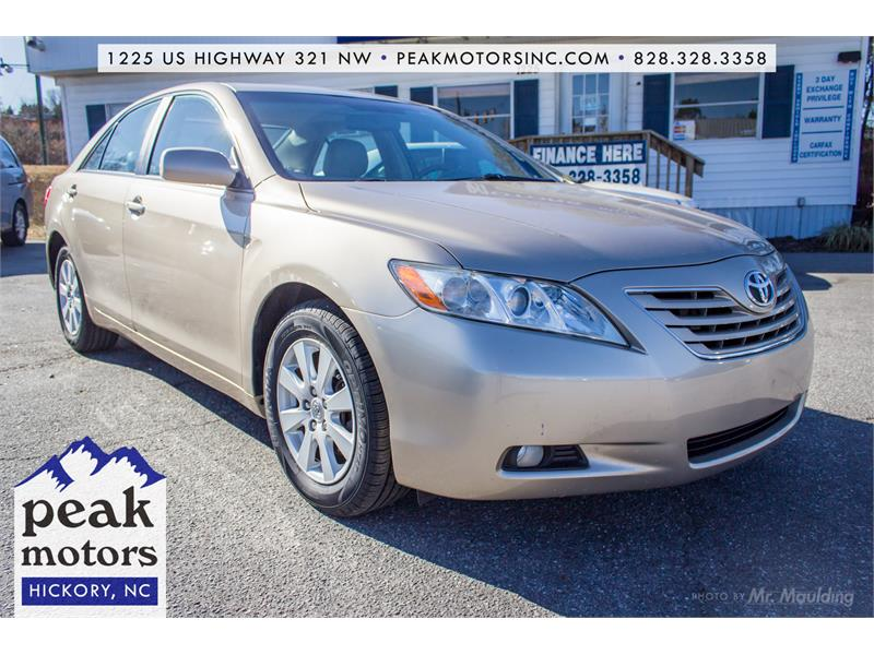 2007 Toyota Camry XLE Hickory NC