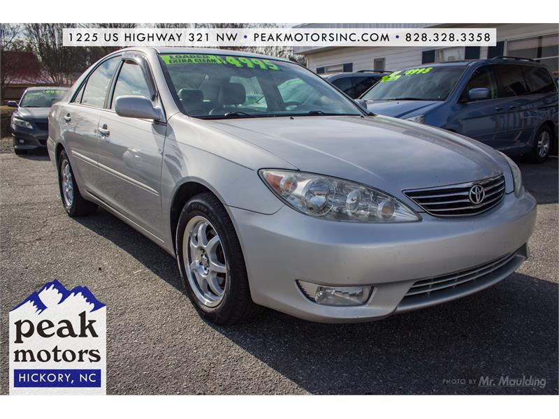 2005 Toyota Camry LE Hickory NC