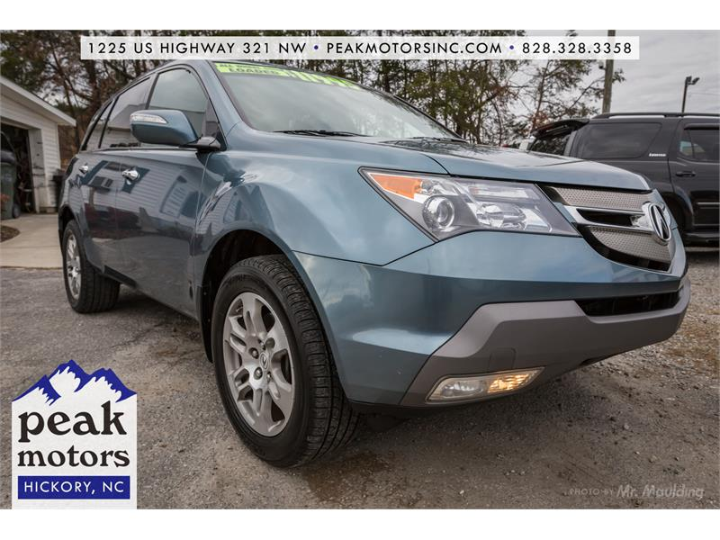 2007 Acura MDX Tech for sale!