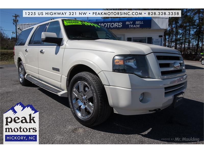 2007 Ford Expedition EL for sale!