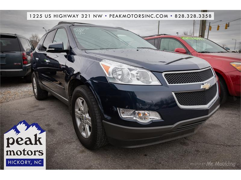 2010 Chevrolet Traverse LT for sale by dealer