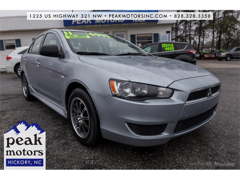 2011 Mitsubishi Lancer ES for sale!