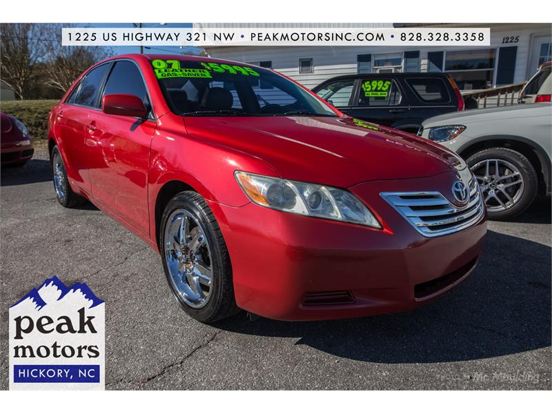 2007 Toyota Camry L for sale by dealer