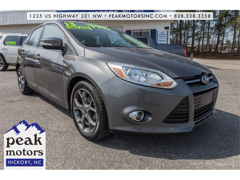2013 Ford Focus SE Hickory NC