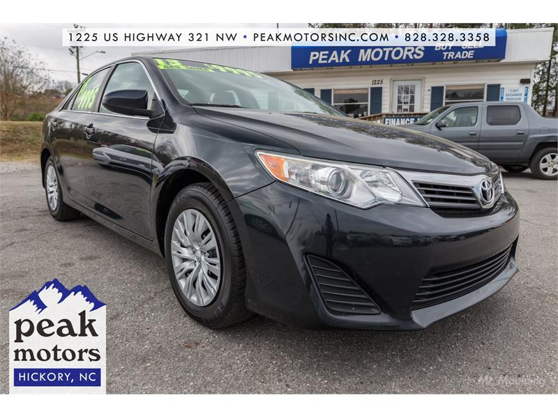 2013 Toyota Camry L Hickory NC