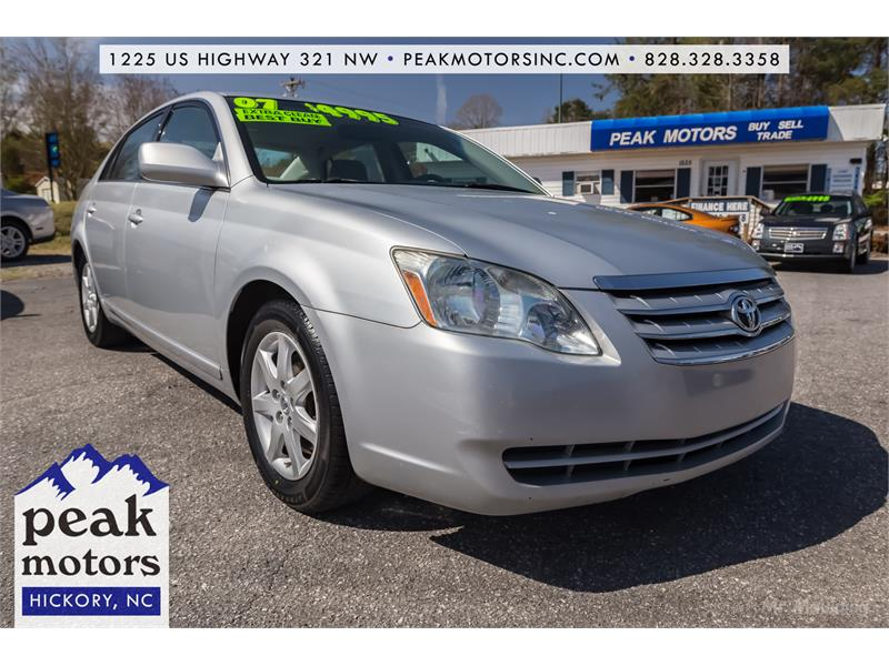 2007 Toyota Avalon XL for sale by dealer