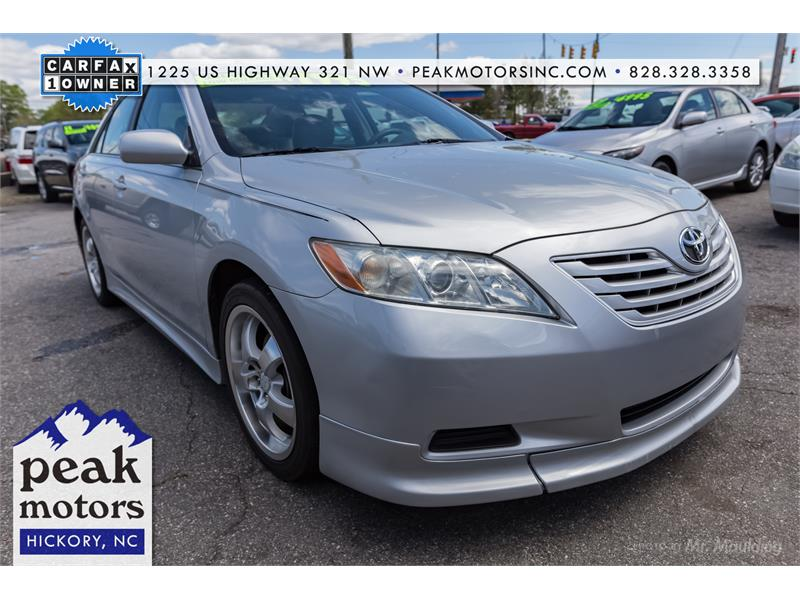 2007 Toyota Camry LE Hickory NC