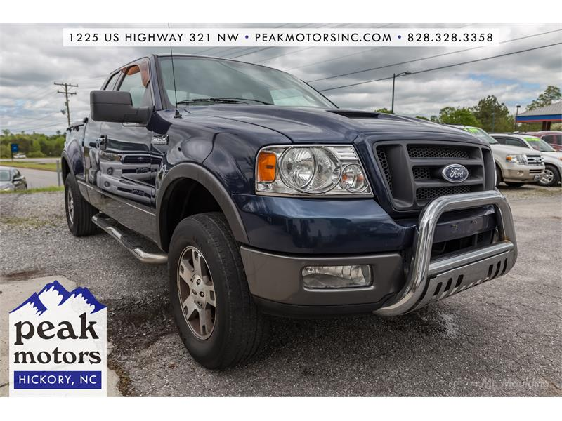 2005 Ford F-150 Hickory NC