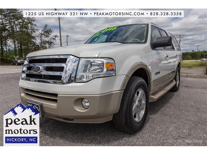 2008 Ford Expedition Eddie Bauer Hickory NC