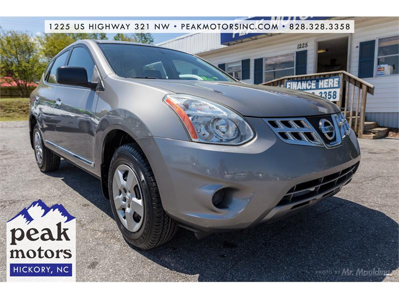 2012 Nissan Rogue S for sale by dealer