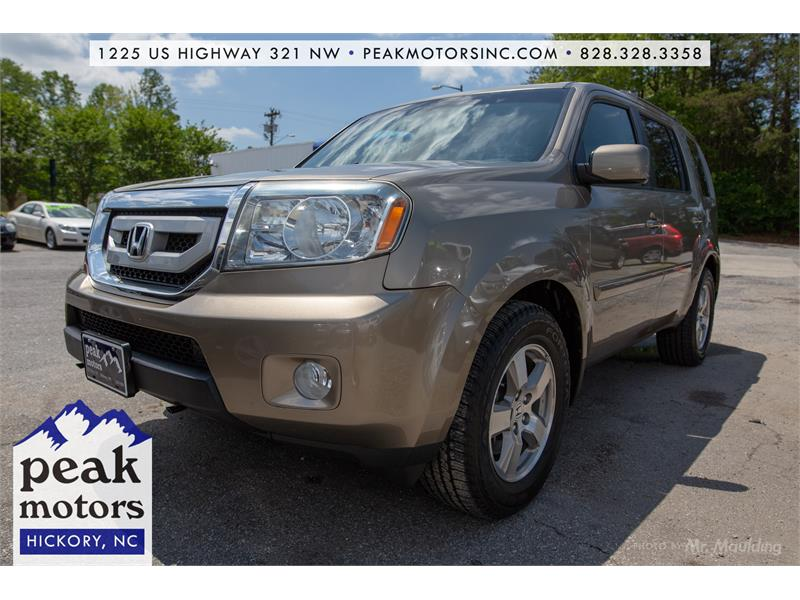 2010 Honda Pilot EXL for sale by dealer