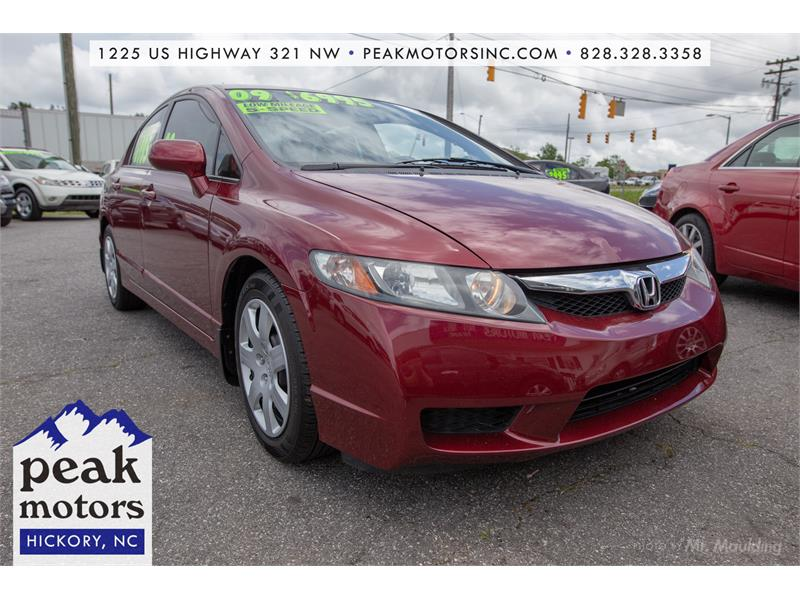 2009 Honda Civic LX for sale by dealer