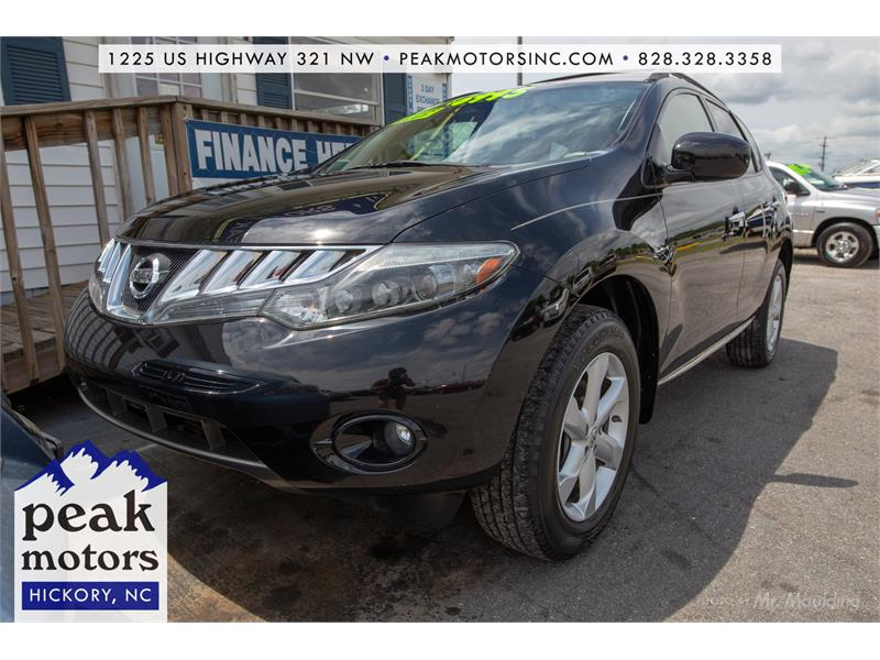 2009 Nissan Murano S for sale by dealer