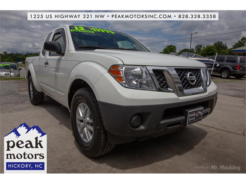 2013 Nissan Frontier SV Hickory NC