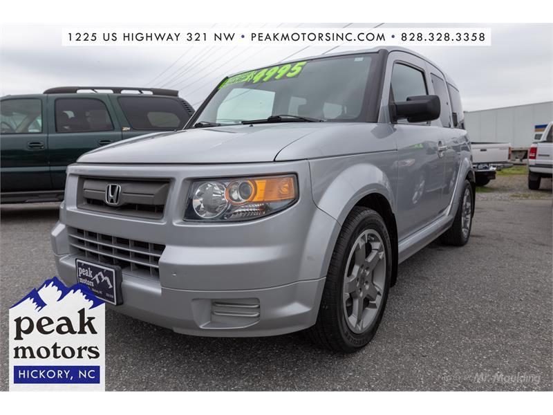 2008 Honda Element SC for sale by dealer