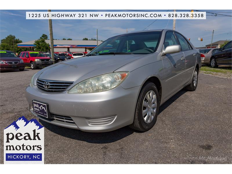 2006 Toyota Camry LE for sale by dealer