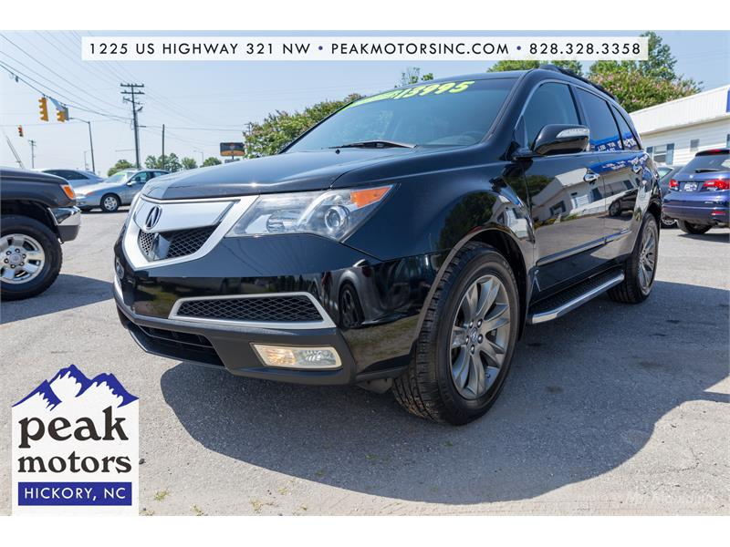 2011 Acura MDX Advance for sale by dealer
