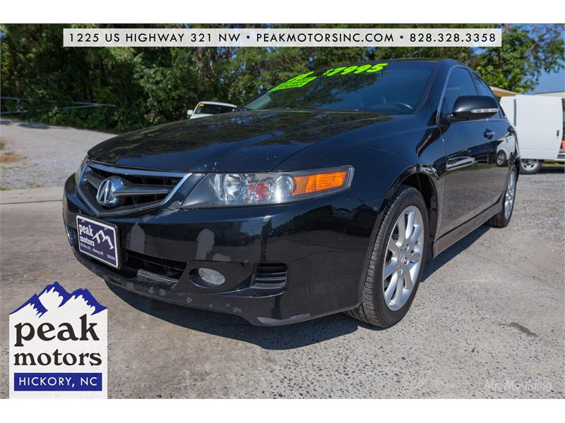 2008 Acura TSX for sale by dealer