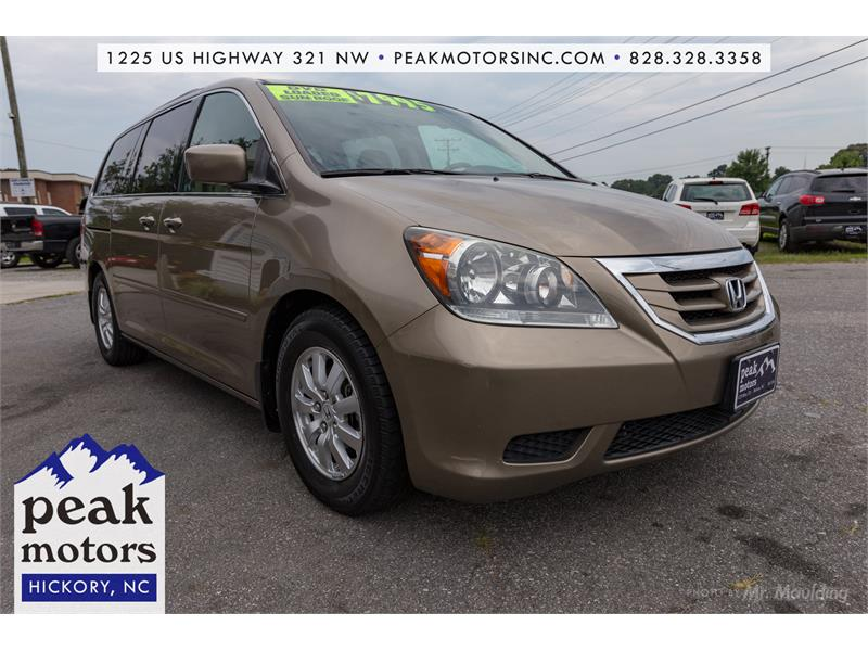 2008 Honda Odyssey EXL for sale by dealer