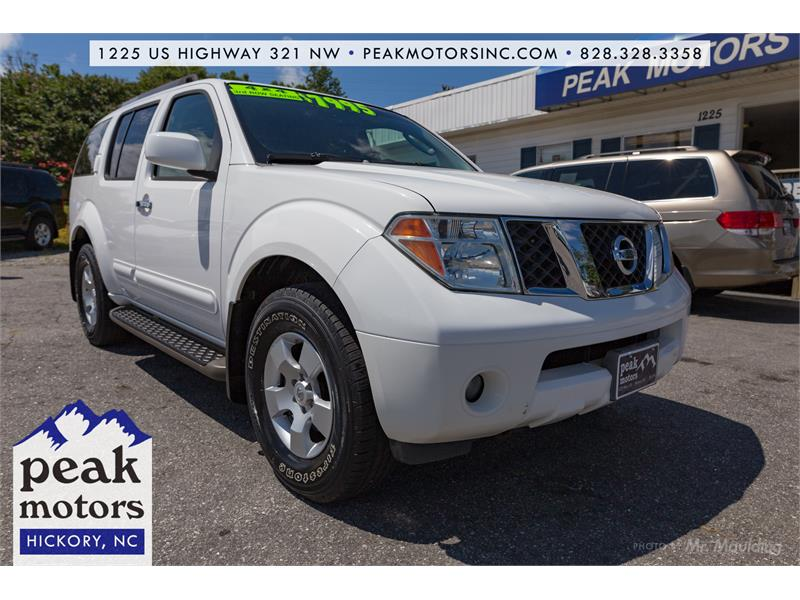 2007 Nissan Pathfinder for sale by dealer