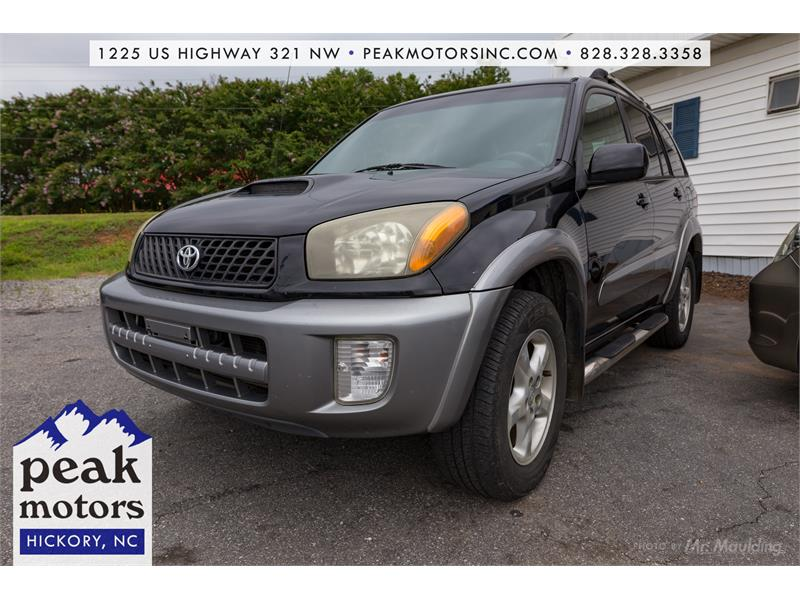 2003 Toyota RAV4 for sale by dealer