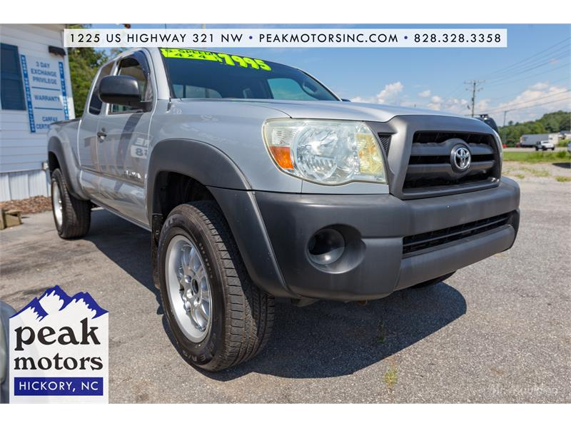 2005 Toyota Tacoma Access Cab for sale by dealer