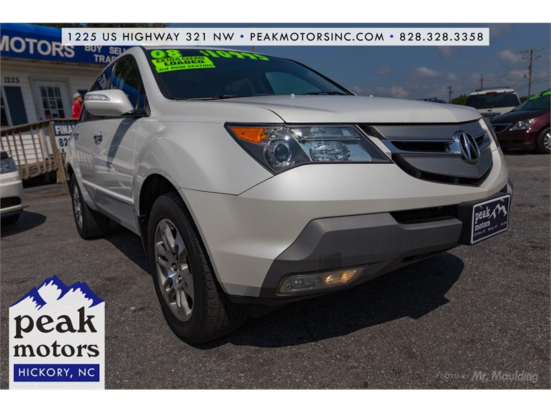 2008 Acura MDX Tech for sale by dealer