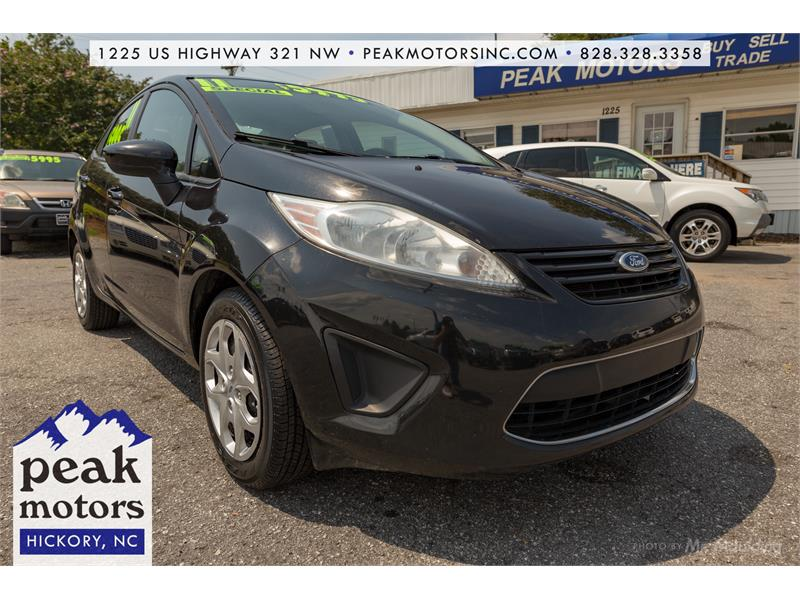 2011 Ford Fiesta S for sale by dealer