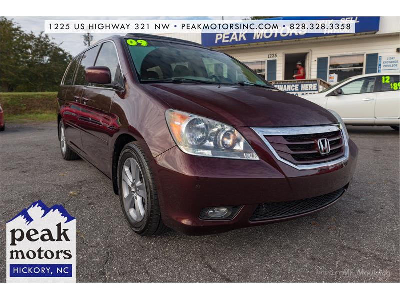 2009 Honda Odyssey Touring for sale by dealer