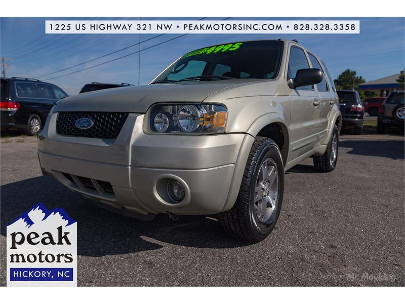2005 Ford Escape Limited for sale by dealer