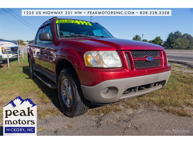 2003 Ford Explorer Sport Trac for sale by dealer
